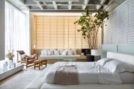 Living Bedroom that Keeps Things Organic and Minimal: Dream Bedrooms