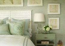 Relaxing-bedroom-in-pastel-green-and-white-with-a-gallery-wall-that-adds-to-its-charming-appeal-74256-217x155