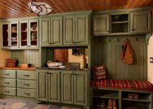 Rustic-entryway-with-wooden-walls-in-green-along-with-a-ceiling-also-draped-in-wood-10451-217x155
