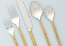 Stainless-steel-flatware-with-hand-carved-gold-toned-handles-87833-217x155