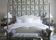 Stunning-gallery-wall-in-the-bedroom-created-using-just-botanical-prints-18365-217x155