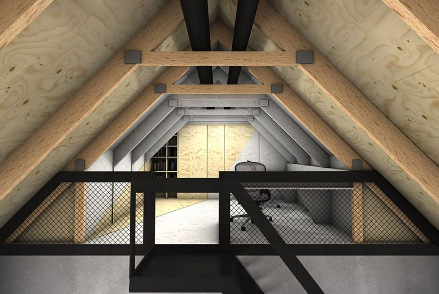 Attic-workstation-with-space-savvy-design-and-ample-shelf-space-23595