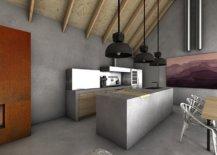 Black-pendant-lights-above-the-kitchen-island-make-a-big-visual-impact-71220-217x155