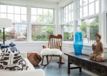 Blue-wood-painted-floor-in-the-small-beach-style-bedroom-with-ample-natural-light-44684-217x155
