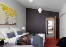 Color-filled-contemporary-bedroom-in-San-Francisco-with-a-smart-dark-gray-accent-wall-85319-217x155