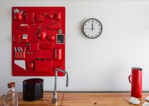 Custom-wall-mounted-storage-solution-in-brilliant-red-for-the-modern-kitchen-65715-217x155