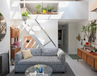 Small Living Room Decorating: Finding the Right Sofa that Defines the Space
