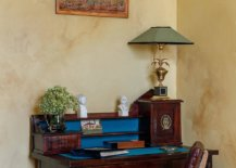 Eclectic-home-workspace-in-the-corner-with-small-freestanding-desk-and-textured-walls-28080-217x155