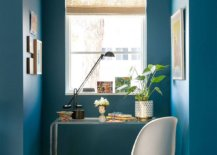Exquisite-blue-home-office-with-modern-eclectic-style-and-just-a-dash-of-yellow-56046-217x155