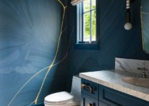 Fabulous-wallpaper-brings-both-color-and-texture-to-this-spacious-modern-powder-room-36091-217x155