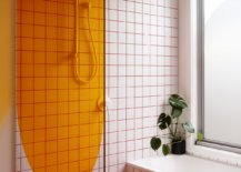 Glass-shower-area-of-the-contemporary-bathroom-with-orange-and-red-splashes-18923-217x155