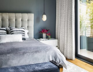 This Edwardian Home with Victorian Style Finds Daring Modern Expression