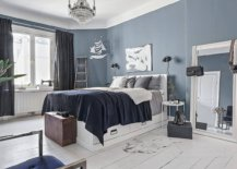 Modern-Scandinavian-style-bedroom-in-white-and-gray-34898-217x155