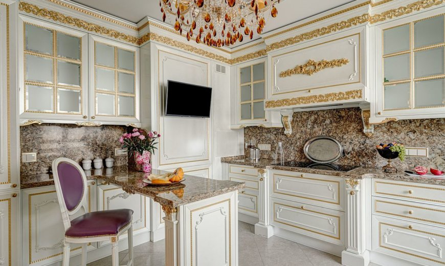 Timeless Opulence: 20 Victorian Kitchens with Modern Functionality