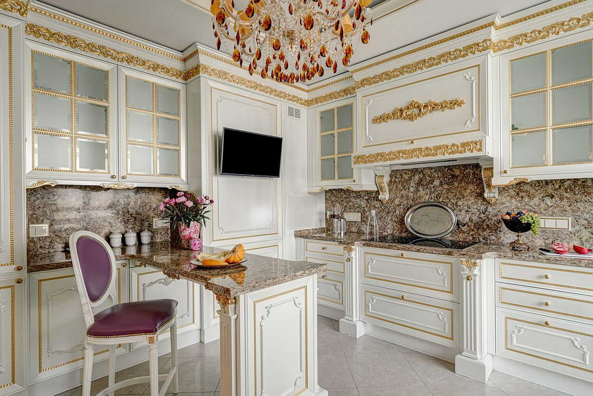 Timeless Opulence 9 Victorian Kitchens with Modern Functionality