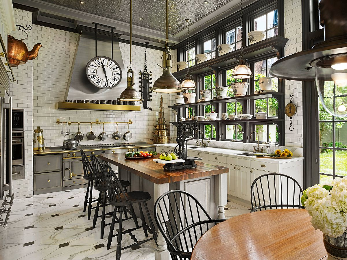 Timeless Opulence 20 Victorian Kitchens With Modern Functionality