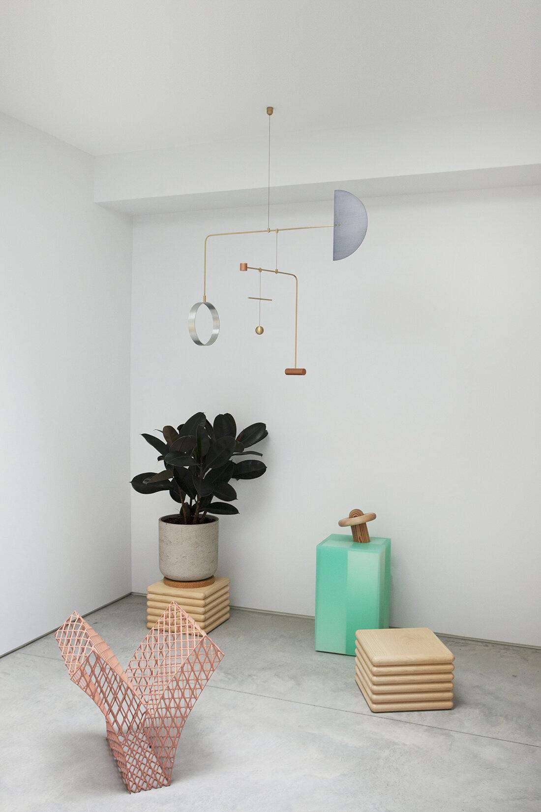 Sculpture and artistry from Ladies & Gentlemen Studio
