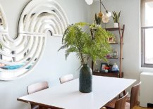 Small-dining-area-of-the-Upper-East-Side-Condo-with-wooden-shelf-in-the-corner-97338-217x155