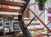 Small-eclectic-workspace-under-the-staircase-crafted-using-a-simple-wooden-desk-24515-217x155