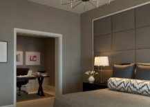 Tufted-wall-covering-in-gray-perfectly-captures-tone-on-tone-approach-to-decorating-with-gray-in-this-bedroom-28229-217x155