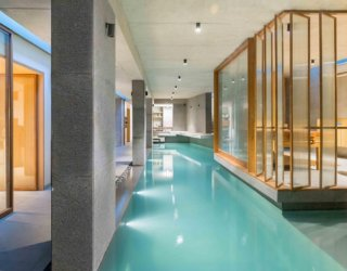 Underground Pool and Spa Bring Luxury to this Lavish Contemporary Home