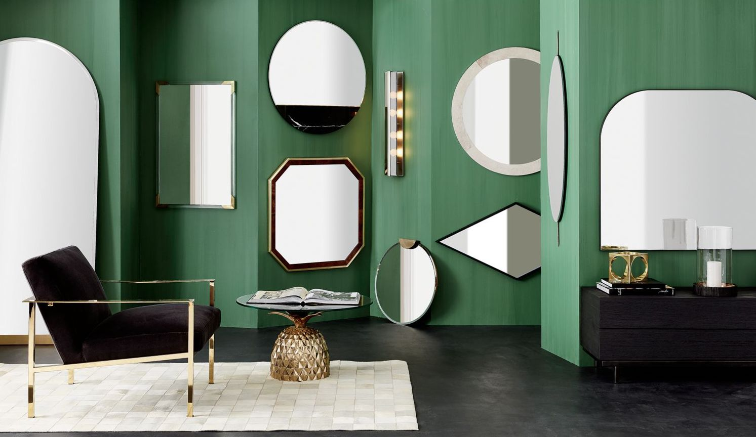 The Top Trends in Decorative Mirrors