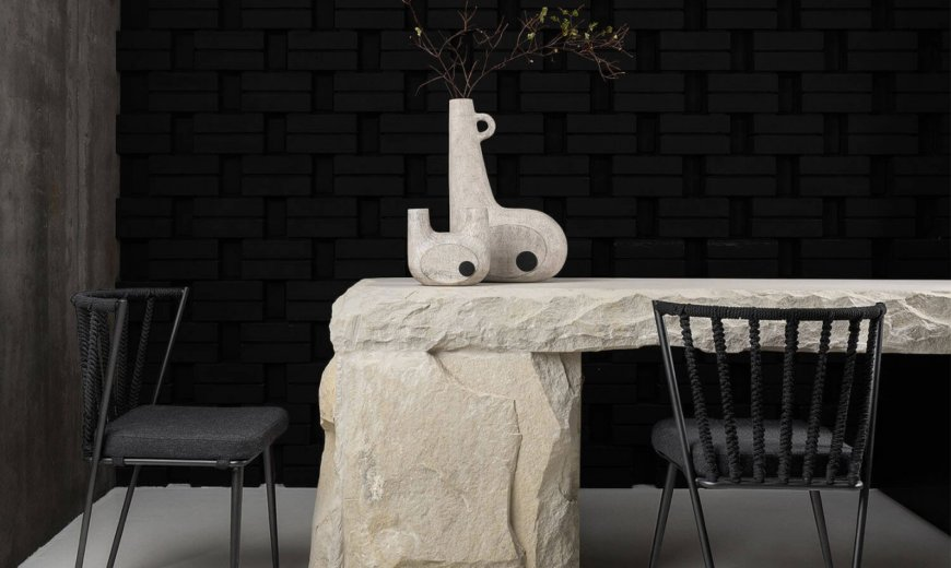 Create a Focal Point with Modern Sculpture
