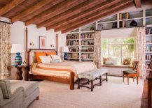 Accent-pillows-add-orange-to-the-spacious-bedroom-with-traditional-style-56429-217x155