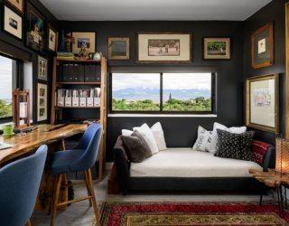 Dark and Sophisticated: Black Home Office Ideas You Will Love