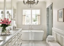 Classic-bathroom-in-white-with-a-beautiful-black-chandelier-and-a-standalone-white-bathtub-22600-217x155