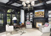 Coffered-ceiling-with-black-wooden-beams-and-classic-black-windows-for-the-traditional-home-office-78573-217x155