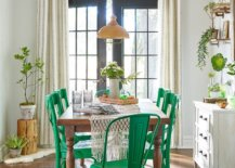 Dining-table-chairs-in-bright-green-add-vivacious-color-to-this-shabby-chic-dining-room-66382-217x155