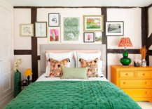 Eye-catching-use-of-bright-colors-makes-an-instant-impact-inside-this-modern-eclectic-bedroom-35486-217x155