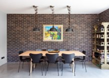 Faux-brick-walls-mid-century-modern-chairs-and-a-polished-deisgn-bring-the-50s-back-in-this-dining-room-38226-217x155