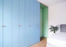 Light-blue-cabinets-coupled-with-sea-green-sliding-door-inside-the-bedroom-35412-217x155
