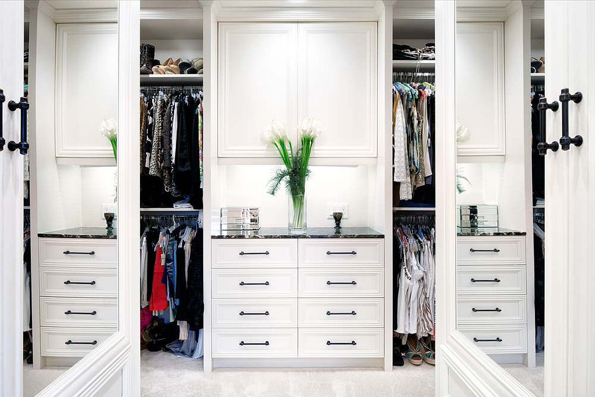 Luxurious-modern-eclectic-closet-in-white-with-an-even-layer-of-recessed-lighting-69431