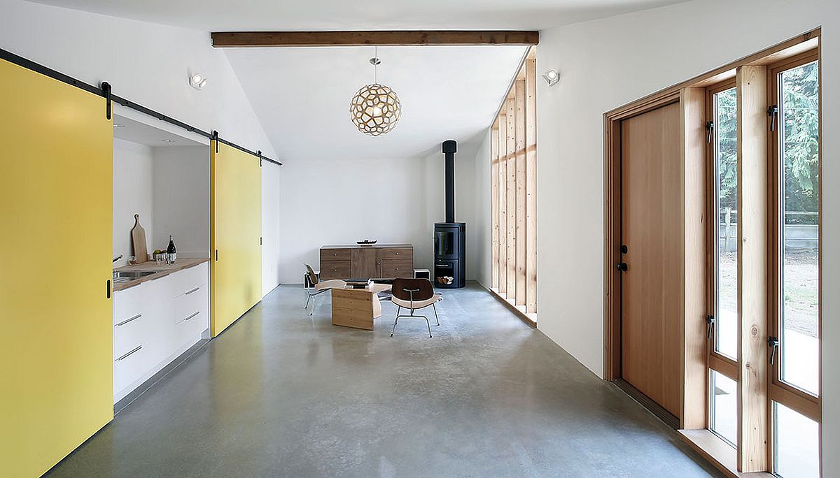 Old Horse Stable turned into an awesome modern studio space and possible ADU
