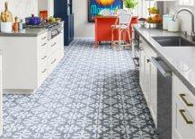 Patterned-tile-kitchen-floor-54662-217x155