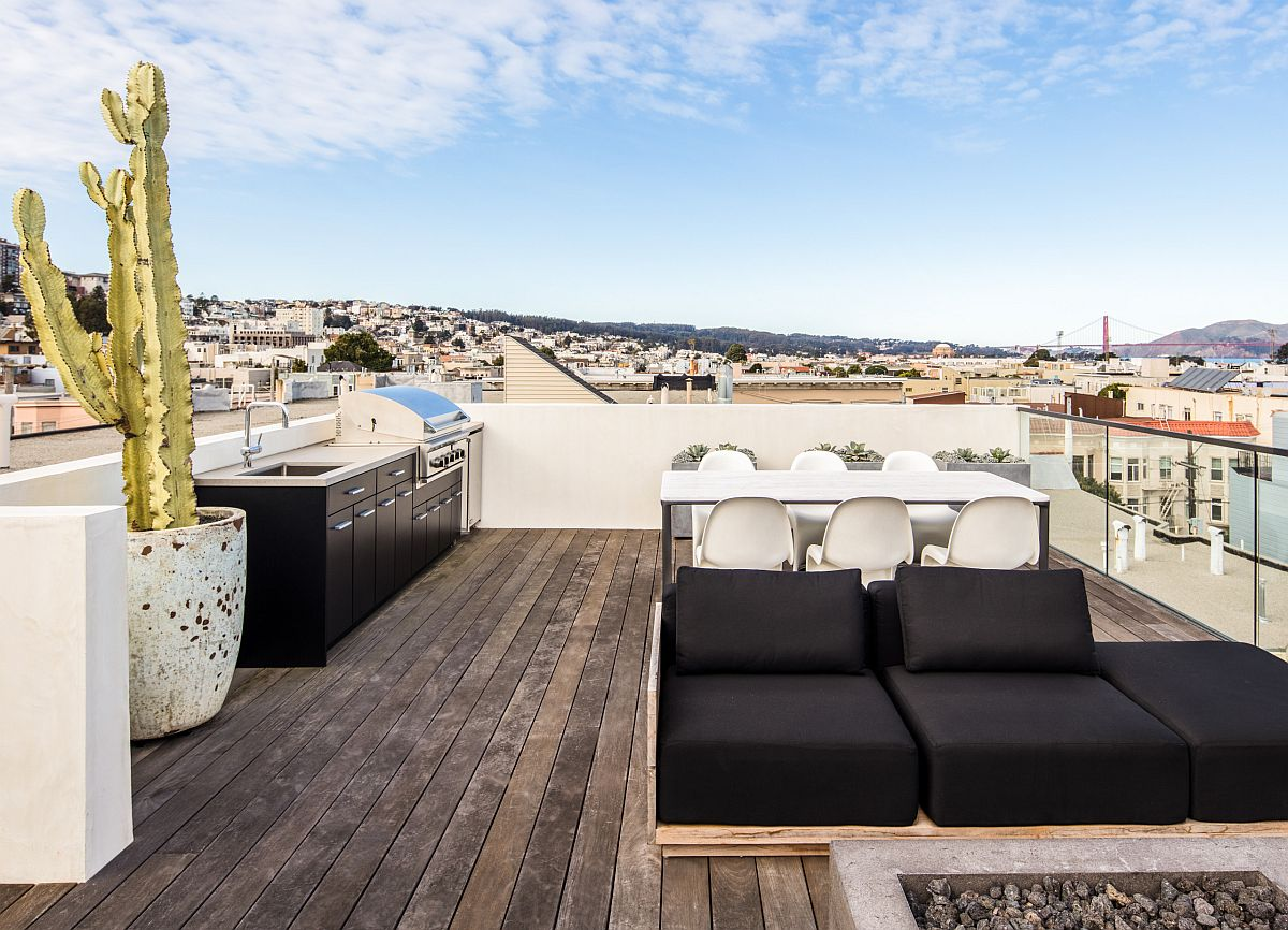 Rooftop-escape-of-San-Francisco-home-with-small-kitchen-and-barbecue-in-the-corner-55591