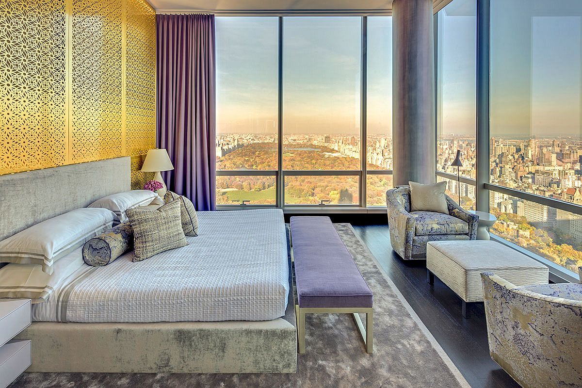 Spectacular-views-of-the-Central-Park-and-New-York-City-skyline-from-the-One57-apartment-33146