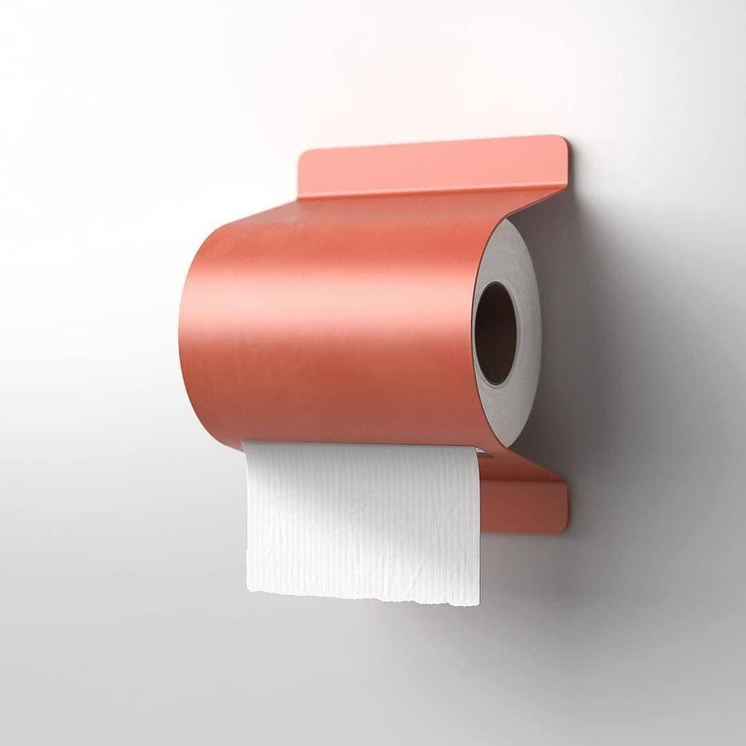 Toilet paper holder by Rinnai Style