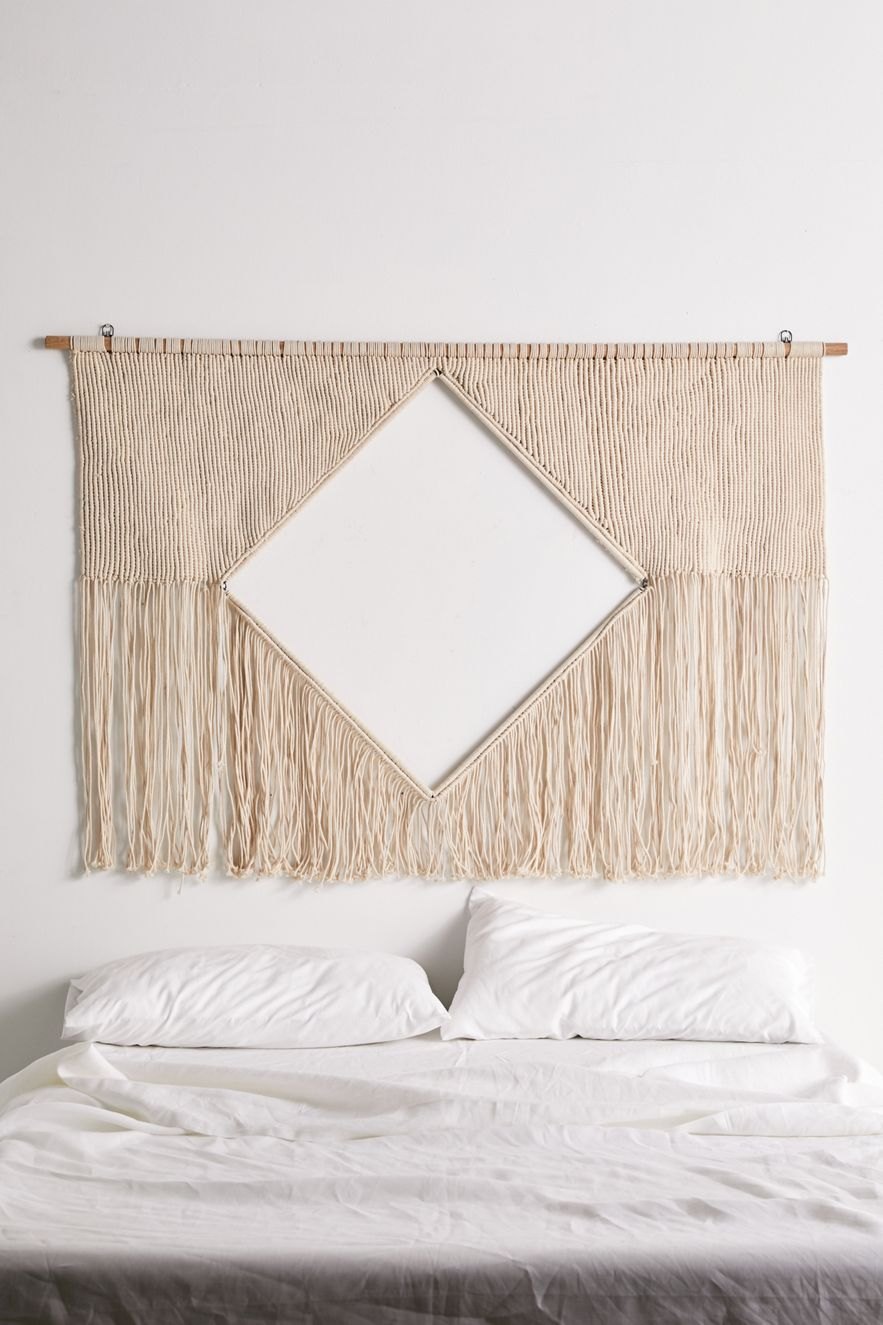 Wall hanging headboard from Urban Outfitters