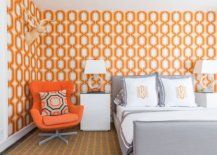 Wallpaper-and-chair-bring-in-accent-orange-hue-in-here-27832-217x155