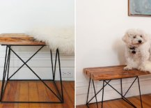 DIY-bench-made-from-reclaimed-wood-and-metal-is-perfect-for-the-modern-entryway-57718-217x155