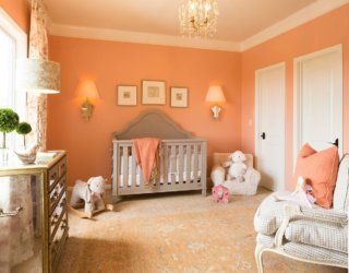 Fill the Nursery with Fall Brilliance: Trendy Colors that make a Difference