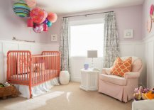 It-is-the-crib-and-throw-pillow-that-bring-bright-coral-brilliance-to-this-modern-white-nursery-57550-217x155