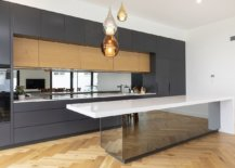 Reflective-beauty-of-the-mirrored-kitchen-island-let-it-stand-out-viusally-pretty-much-in-any-kitchen-it-adorns-23534-217x155