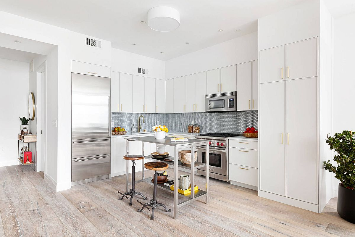 Best Cart-Style Open Islands for the Small Kitchen: Smart Space Savers