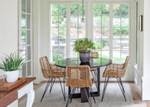 White-and-light-filled-dining-room-with-elegant-modern-style-38746-217x155