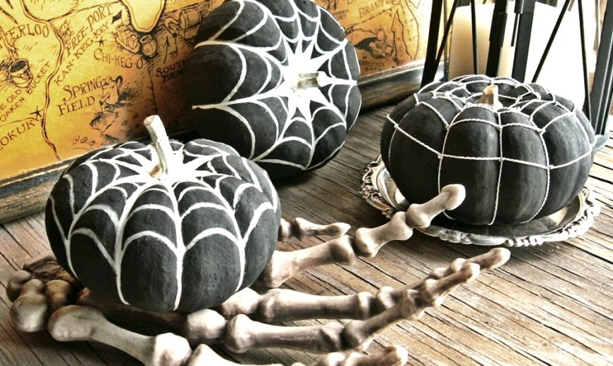 20 Easy Painted Pumpkin DIYs for a Fun and Safe Halloween